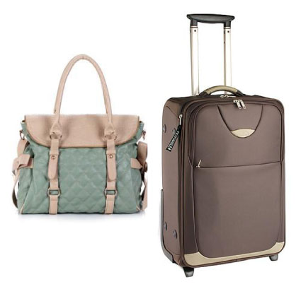 Bag and Trolley case